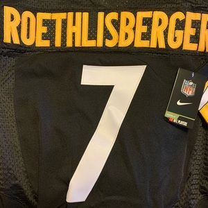 NIKE Ben Roethlisberger Jersey
